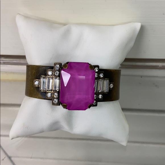 Loren Hope Jewelry - Purple Loren Hope Cuff